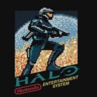 HALO for NES by pacalin