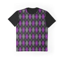 Asexual Argyle Graphic T-Shirt