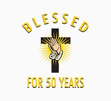 Religious 50th Birthday Gift Unisex T-Shirt
