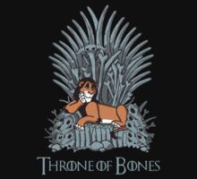 Throne of Bones by DavidBear