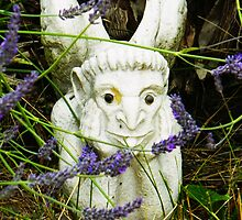 Guardian of the Lavender by kchase