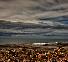 Terrigal Clouds by Emily Freeman Photography
