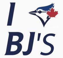 I love Blue Jays by Eric Medeiros