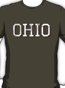 Block Letter Ohio T-Shirt