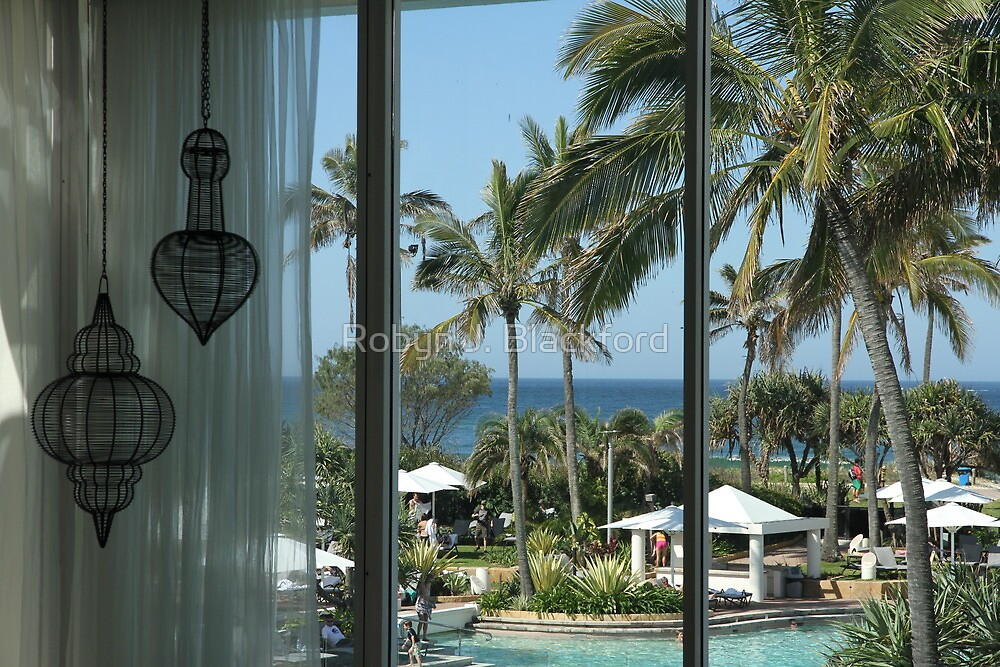 A Tropical View by aussiebushstick