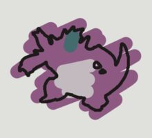 Nidoking by Rjcham