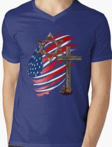 A Great Loyalty Mens V-Neck T-Shirt