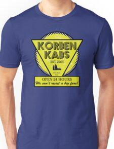 Korben Kabs Unisex T-Shirt
