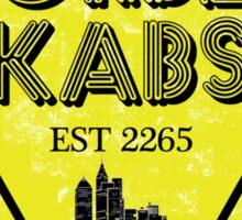 Korben Kabs Sticker