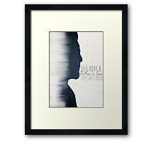 Rupert Giles Framed Print