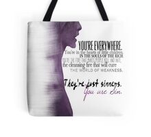 The First Evil Tote Bag