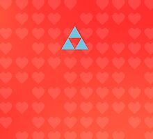 Healthy Triforce by Andrew Savage