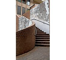 Jack Mundey Place Stairway Photographic Print