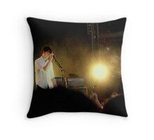 Ezra Koenig Throw Pillow