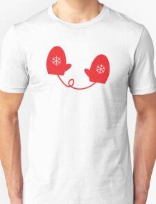 Little Red Mittens T-Shirt