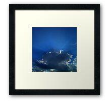 ©HCS Light And Shadows Framed Print