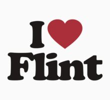 I Love Flint by iheart