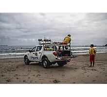 RNLI Lifeguards Photographic Print