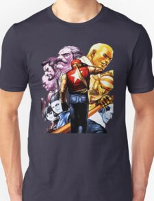 Fatal Fury Boss Rush Unisex T-Shirt