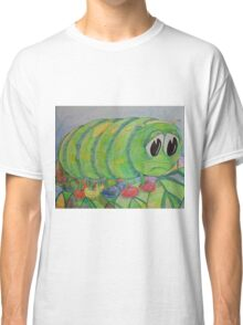 Sad Caterpillar Classic T-Shirt