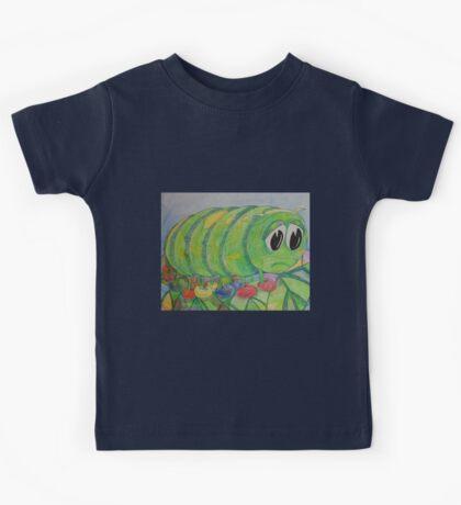Sad Caterpillar Kids Tee