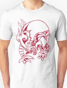 Wild Megakabuterimon - Color Ink T-Shirt
