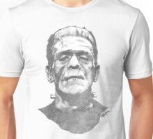 Franky goes to the Hollywood Cemetary Unisex T-Shirt