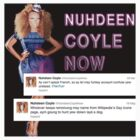 Nuhdeen Coyle by bradentastic