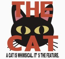 A cat is whimsical cat Kids Tee