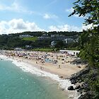 Porthminster Beach by John Stratford