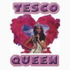 Tesco Queen by bradentastic