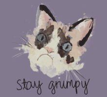 Stay Grumpy by minun3