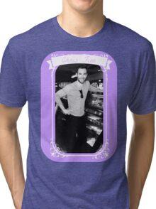 Chris Fine Tri-blend T-Shirt