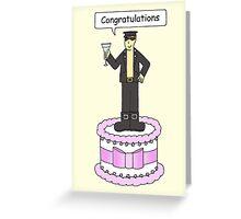 Gay congratulations. Greeting Card