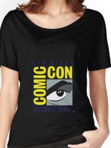 I'd Rather Be At Comic-Con Women's Relaxed Fit T-Shirt