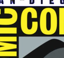 I'd Rather Be At Comic-Con Sticker