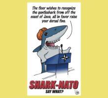 SHARK-NATO Kids Tee