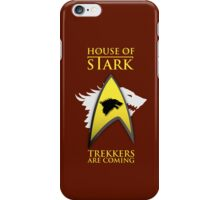 Trekkers are coming iPhone Case/Skin