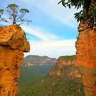 Hanging Rock vista by Michael Matthews