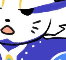 [Ultraman] Ultraman Hikari (Cat ver.) Sticker