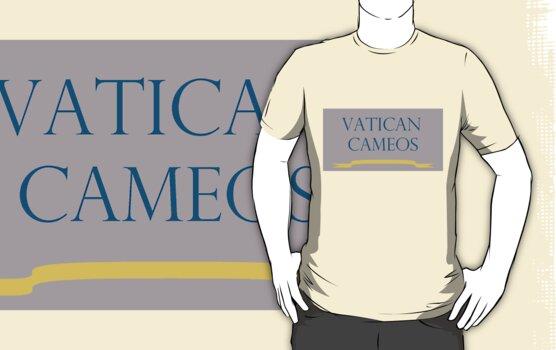 Vatican Cameos! by vitabureau