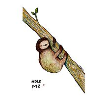 Hold Me Photographic Print