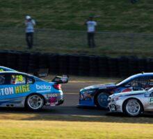 V8 Supercars - Sydney 400 2015 - Holdsworth/Davison - Holden/Mercedes Sticker