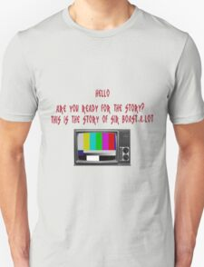 Sir Boast-a-lot Unisex T-Shirt