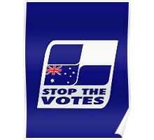 Stop The Votes Poster