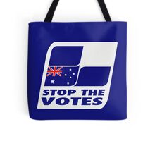 Stop The Votes Tote Bag