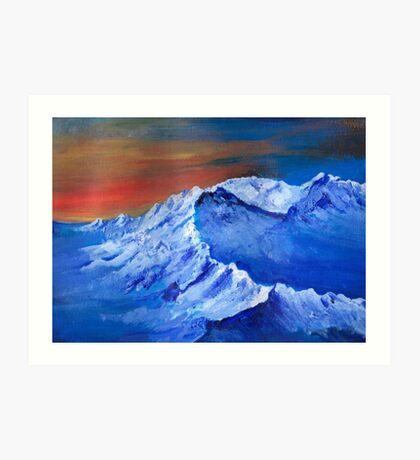 Heavenly Abode Art Print