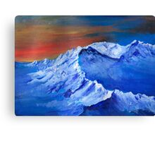 Heavenly Abode Canvas Print