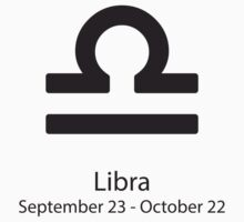 Zodiac sign Libra September 23 - October 22 by Adrian Bud