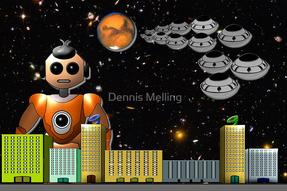 Take Me to Your Leader by Dennis Melling